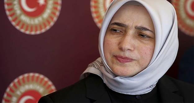 Kadın vekillerden  AKP'li Özlem Zengin'e tepki: Kadınlardan özür dile