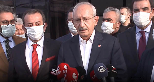 Kemal  Kılıçdaroğlu: Sonuçta galip olan adalet