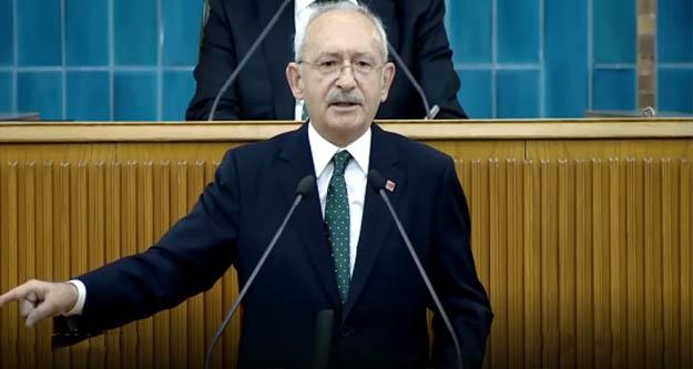 Kılıçdaroğlu, iktidar olduklarında yapacakları ilk 7  maddeyi açıkladı