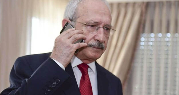 Kılıçdaroğlu'ndan  şehit Basri Demirel'in ailesine baş sağlığı telefonu