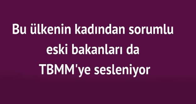 Meclis başkanı Şentop'a İstanbul Sözleşmesi çağrısı