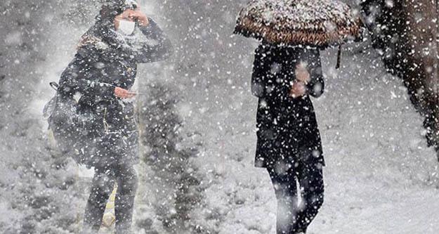 Meteoroloji'den açıklama :Kar yağışı devam edecek mi?