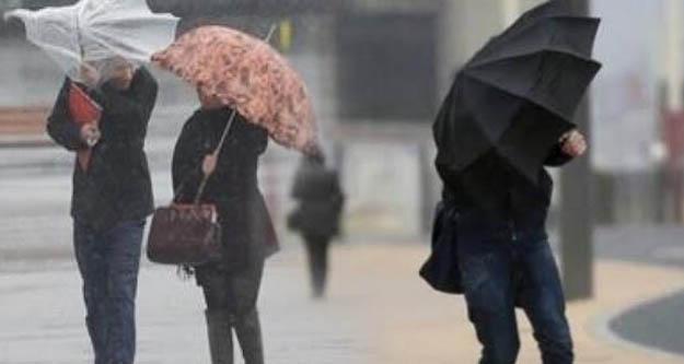 Meteoroloji'den Orta Ege için fırtına uyarısı