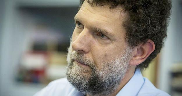 Osman Kavala'nın tahliye talebine yine  reddedildi