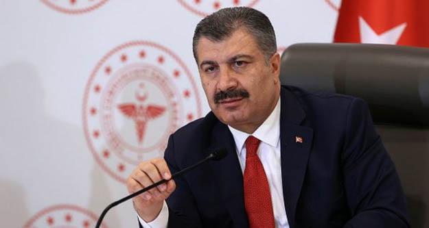 Sağlık Bakanı Koca'dan kısıtlamalarla ilgili açıklama