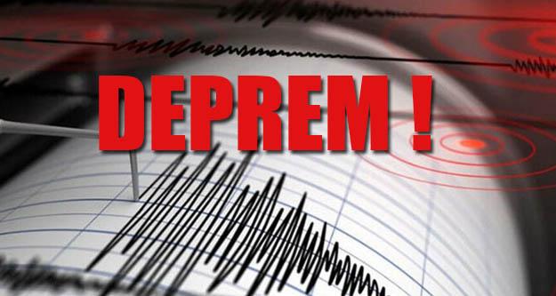 Sivas'ta 4.4 büyüklüğünde deprem