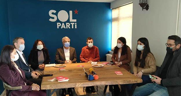 SOL Parti'den HDP'ye Anayasa mektubu