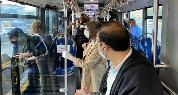 Toplu taşıma yasağında 65 yaş üstü ve 20 yaş altı için yeni düzenleme