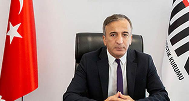 TÜİK'in yeni başkanı  Ahmet Kürşat Dostdoğru
