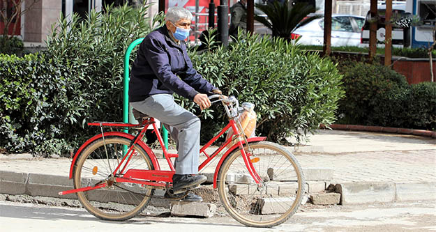 Ula'ya  bin 900 metre bisiklet yolu