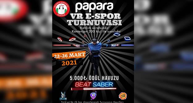 5000 TL ödüllü  ' Beat Saber Turnuvası 'kayıtları başladı