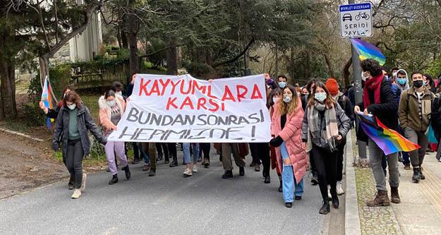 Boğaziçi örencileri bahar dönemine boykotla başlıyor