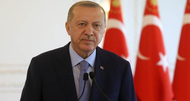 Cumhur Başkanı Erdoğan'dan  8 Mart Dünya Kadınlar Günü'nü mesajı