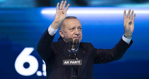 Cumhurbaşkanı Erdoğan:  Sandalda kürek değil, yürek ister yürek