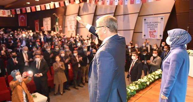 Davutoğlu'ndan Erdoğan'a:  Filesi boş dönüyorsa sorumlusu sizsiniz