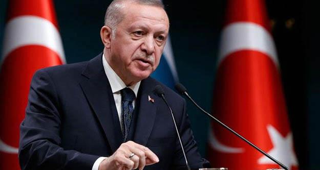 Erdoğan: Türkiye, başarı hikayeleri yazmaya devam ediyor
