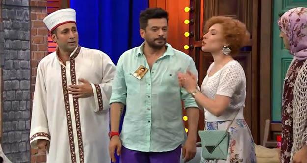Güldür Güldür Show  imamların hedefi oldu