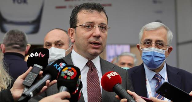 İmamoğlu: Gezi Parkı için  bir mülkiyet davası açıyoruz