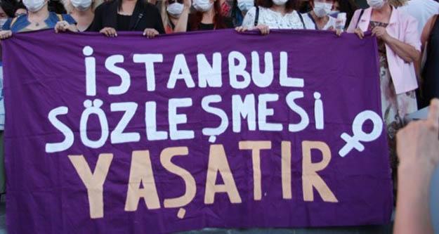 İstanbul Sözleşmesi için Danıştay'da dava açıldı