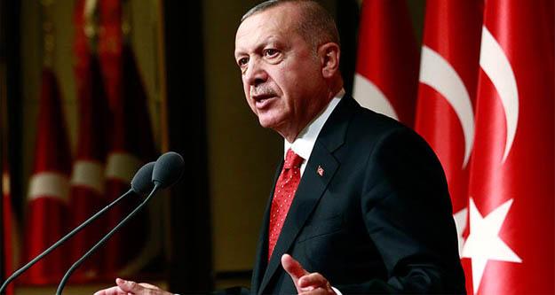 Kabine toplantısı sona erdi, Cumhurbaşkanı Erdoğan'dan açıklamalar