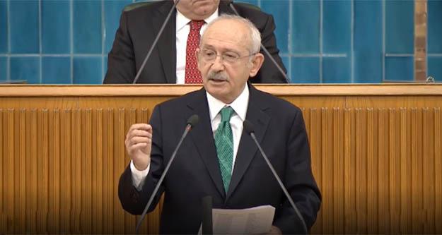 Kılıçdaroğlu'dan Erdoğan' 5 soru: 128 milyar doları kime sattın