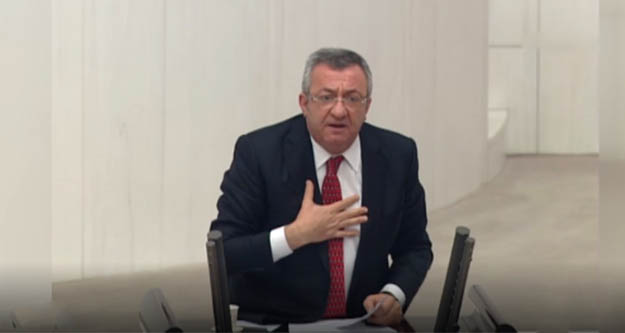 Meclis'te CHP'li  Altay ile AKP'li vekiller arasında 'parti kapatma' polemiği