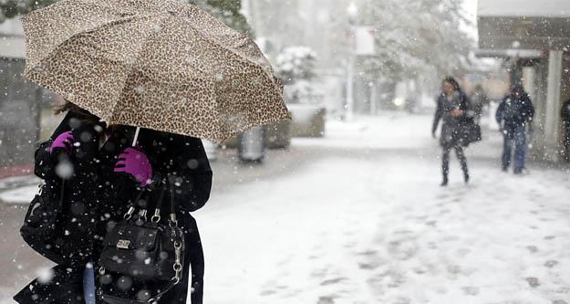 Meteoroloji'den Ankara'ya kar uyarısı