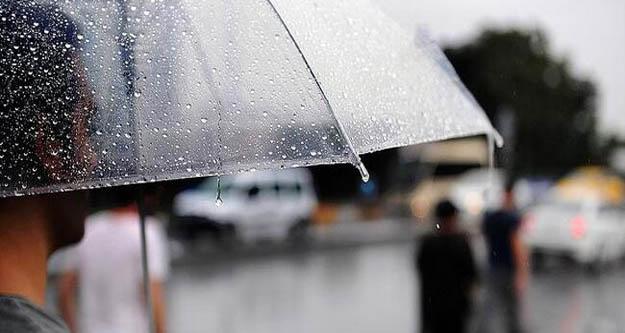 Meteoroloji'den fırtına ve kuvvetli yağış uyarısı