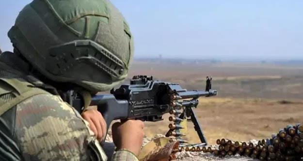 MSB duyurdu. 5 terorist etkisiz hale getirildi