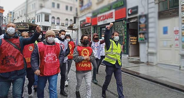 PTT işçilerinin eylemi 86. günü doldurdu
