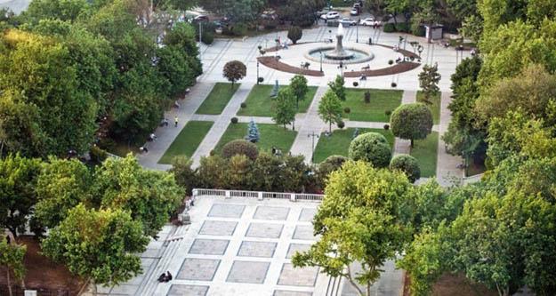 Taksim  Gezi Parkı'nın mülkiyeti İBB'nin elinden alındı