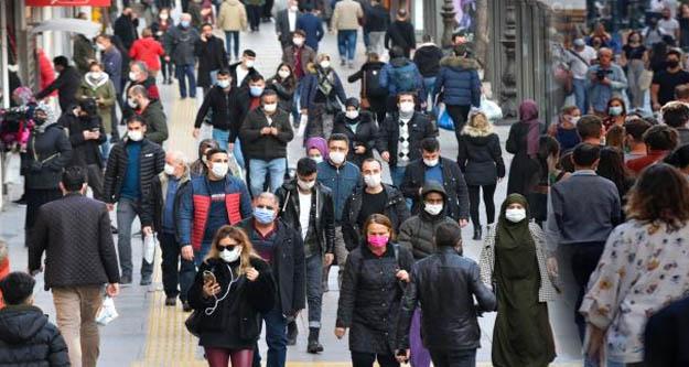 Uzmanlar uyarıyor: Vaka sayıları önümüzdeki hafta 20 binlere ulaşacak
