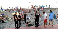 Plajda bira cezasına iptal