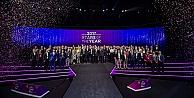 Yıldız Holding 'Senenin Yıldızları'nı ödüllendirdi