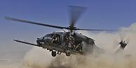 Düşen ABD helikopterinde...