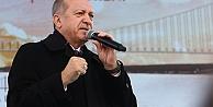 Erdoğan: Çanakkale Köprüsü 18 Mart 2022'de açılacak