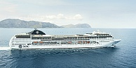 MSC Cruises tekrar Türkiye'de