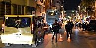 İstanbul#039;da asayiş uygulaması
