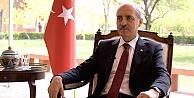 Kurtulmuş: Türkiye ve Çin'in menfaatleri örtüşüyor