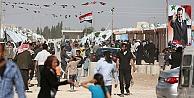 Şam'da Suriye ordusuna destek gösterisi