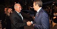 Zapatero: Barış için Türkiye'ye ihtiyaç var