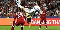 Şampiyonlar Ligi Kupası Real Madrid'in