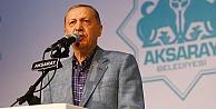 Erdoğan: Biz terörist olanın apoletini söktük