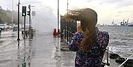 İstanbul'da fırtına bekleniyor