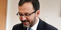Gençlik ve Spor Bakanı  Kasapoğlu koronavirüse yakalındı