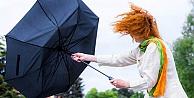 Meteoroloji#039;den kuvvetli rüzgar uyarısı
