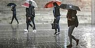 Meteoroloji#039;den sağnak yağış uyarısı