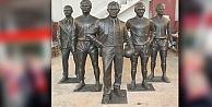 20 Ocak Futbol Şehitleri törenle anıldı