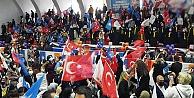 AKP kongrelerinde maske mesafe kurallarına uyulmadı