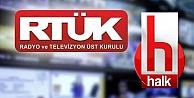 RTÜK'ten Halk TV'ye ceza savunması